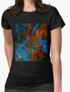 2016_GITCHADK_MALERI_PRINT_1_19 Womens Fitted T-Shirt