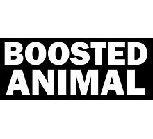 BOOSTED ANIMAL Photographic Print