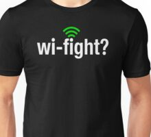Wi-Fight Unisex T-Shirt