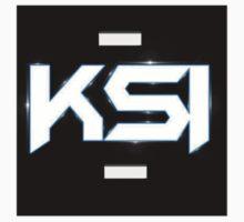 KSI Logo (T-shirt, Phone Case & more)  One Piece - Long Sleeve