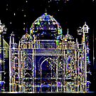 The Crystal Taj by oulgundog