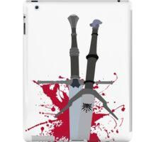 THE WITCHER SWORD iPad Case/Skin