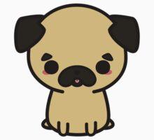 Cute pug Baby Tee