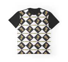 Bad Manners (Buster Bloodvessel) Ska Pattern Design Graphic T-Shirt