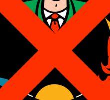X-Men Legends Sticker