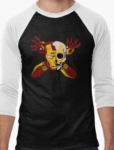 Iron Skull. Men's Baseball ¾ T-Shirt