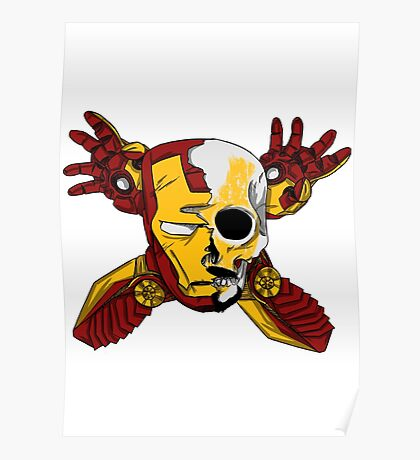 Iron Skull. Poster