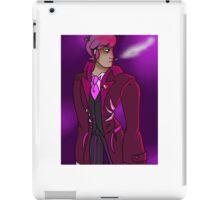MSA Detective Lewis iPad Case/Skin