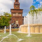 Sforza Castle by terezadelpilar ~ art & architecture