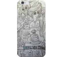 Feed Your Head iPhone Case/Skin