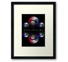 Eye Jelly Framed Print