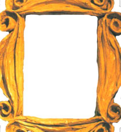 Friends frame Sticker