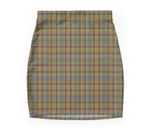 00118 Ottawa District Tartan  Mini Skirt