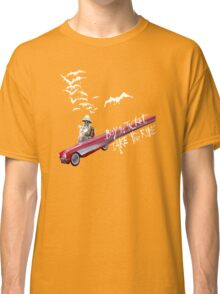 Hunter Thompson:  Buy the Ticket, Take the Ride Classic T-Shirt