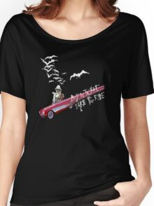 Hunter Thompson:  Buy the Ticket, Take the Ride Women's Relaxed Fit T-Shirt