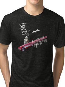 Hunter Thompson:  Buy the Ticket, Take the Ride Tri-blend T-Shirt