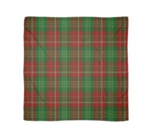00122 New Brunswick District Tartan Scarf