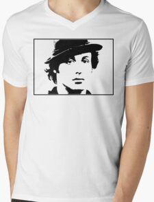Rocky Mens V-Neck T-Shirt
