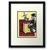 SUPERBE! Framed Print