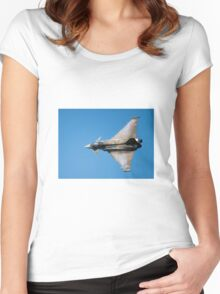 TYPHOON Women's Fitted Scoop T-Shirt