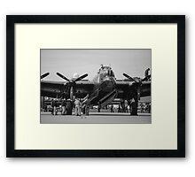 Lancaster  Framed Print