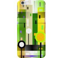 City Street Lights iPhone Case/Skin