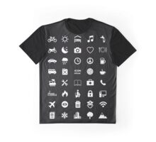 Icon Speak Graphic T-Shirt