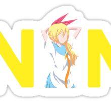 Anime Manga Shirt Sticker