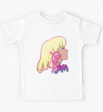 It's Showtime Synergy - Jem logo Kids Tee