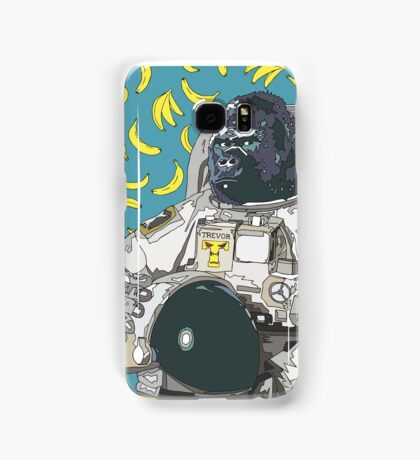 Trevor the Space Gorilla Samsung Galaxy Case/Skin