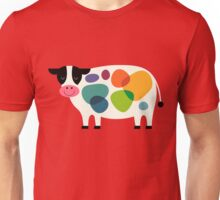 Awesome Cow Unisex T-Shirt