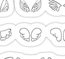 TEAM ANGELS Sticker
