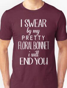 floral bonnet T-Shirt