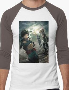 My Hero Academia Men's Baseball ¾ T-Shirt