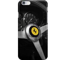 Classic Ferrari from 1968 iPhone Case/Skin