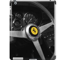 Classic Ferrari from 1968 iPad Case/Skin