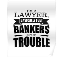 I'M A LAWYER Poster
