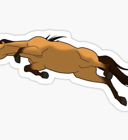 Spirit's Leap Sticker