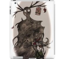 Come, Gregory iPad Case/Skin