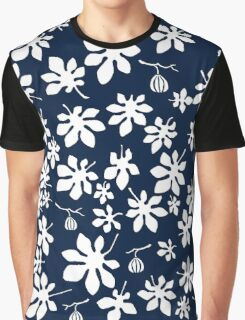 Fig tree pattern Graphic T-Shirt