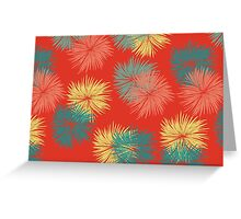 Quill II Greeting Card