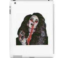 LANA DEL REY RIDE iPad Case/Skin