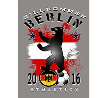 berlin athletics Photographic Print