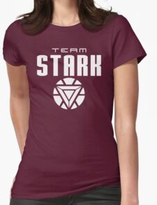 Team Stark Womens Fitted T-Shirt