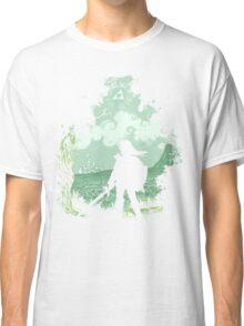 Adventure Begins Classic T-Shirt