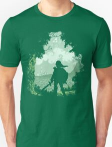 Adventure Begins Unisex T-Shirt