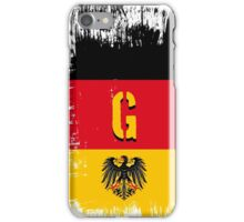 germany at it's best. iPhone Case/Skin