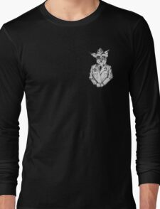 Canadian Military Dog  Long Sleeve T-Shirt