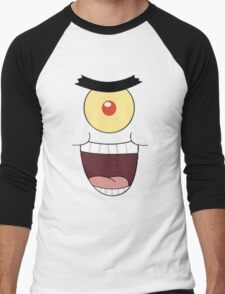 plankton Men's Baseball ¾ T-Shirt