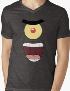 plankton Mens V-Neck T-Shirt